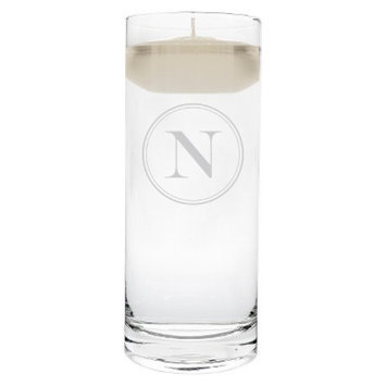 Cathy's Concepts Circle Initial Unity Candle N