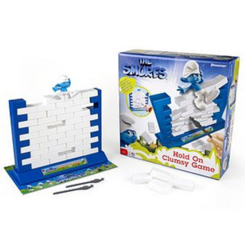 Pressman Toy The Smurfs Hold On Clumsy Game Ages 5+, 1 ea