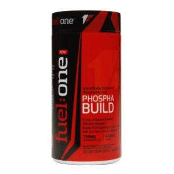 Fuel One - Phospha Build Scientifically Formulated Phosphatidic Acid 750 mg. - 180 Caplets