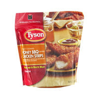Tyson Chicken Strips Honey BBQ Flavored Fully Cooked
