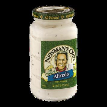 Newman's Own Pasta Sauce Alfredo
