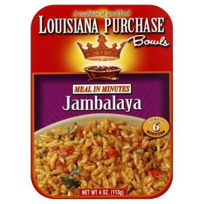 Louisiana Purchase Jambalaya Bowl, 4-Ounce (Pack of 6)