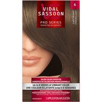 Vidal Sassoon Pro Series Hair Color 6 Light Brown 1 Kit
