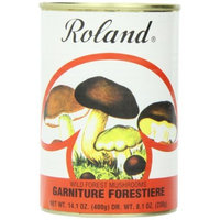 Roland Wild Forest Mushrooms, 14.1-Ounce Cans (Pack of 4)