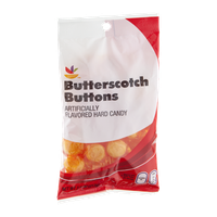 Ahold Butterscotch Buttons Hard Candy