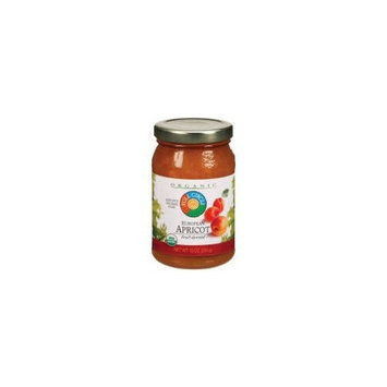 Full Circle Organic European Apricot Fruit Spread (Case of 12)