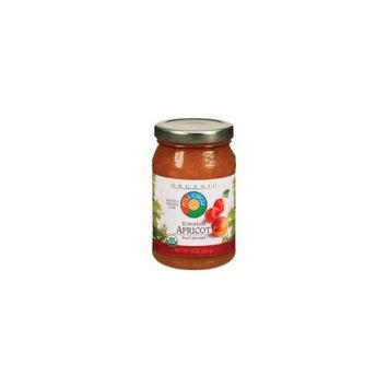 Full Circle Organic European Apricot Fruit Spread (Case of 12)