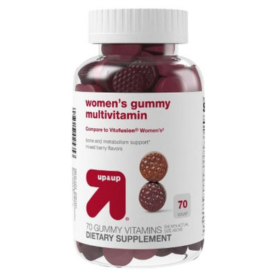 up & up up&up Women's Gummy MultiVitamin - 70 Count