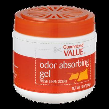 Guaranteed Value Odor Absorbing Gel