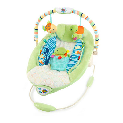 Kids II Taggies Soothe-Me-Softly Bouncer