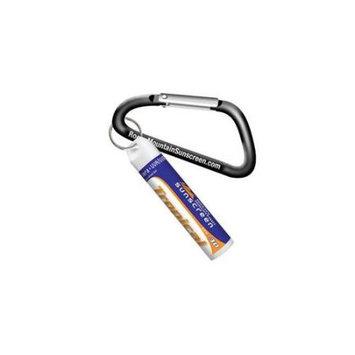 Rocky Mountain Sunscreen 20005 Tropical KEYRING CAP Lip Balm