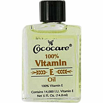 Cococare Vitamin E Oil 14000 IU 0.5 fl oz