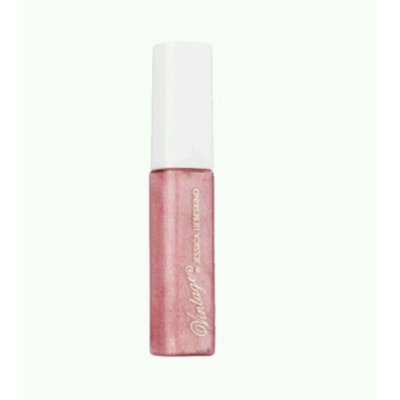 Vintage By Jessica Liebskind Lipgloss Pink Sequin, Travel Size, .14 Oz