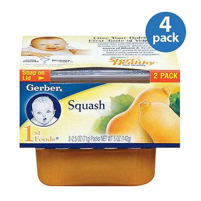Gerber® 1st Foods Baby Foods Squash