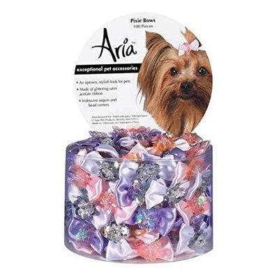Aria Top Performance Pixie Bows