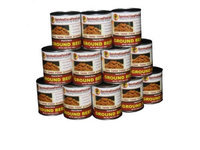 Survival Cave Food Canned Ground Beef, 12 - Pk. / 28 - oz. cans