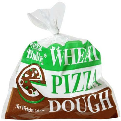 Pizza Buddy Frozen Wheat Pizza Dough, 16 oz
