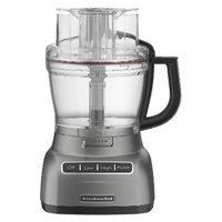 KitchenAid 13-Cup Food Processor - Contour Silver