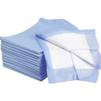 Trademark Supplies 2,100 Puppy Wee Wee Housebreaking Pads 23x24 Chux (7 Cases - 300 Per Case), Irregular