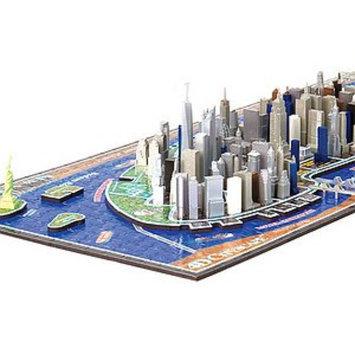 4D Cityscape 4D New York City Skyline Time Puzzle