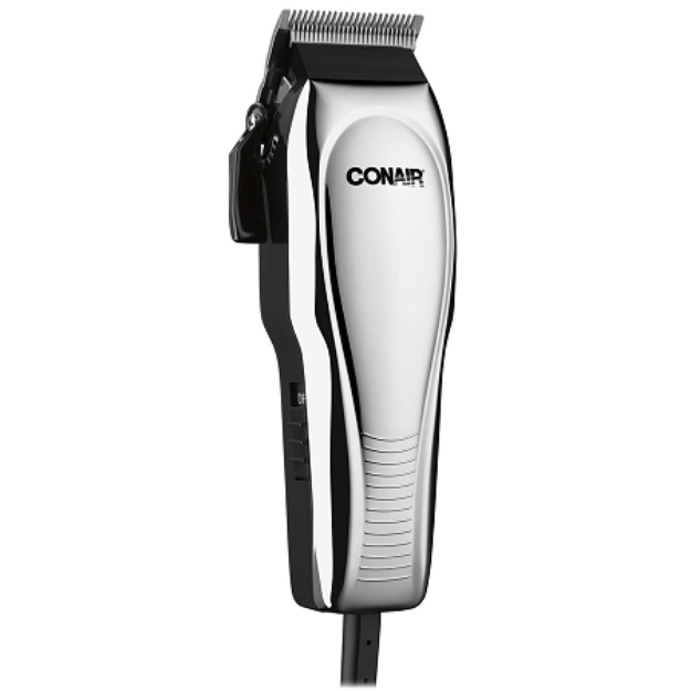 Conair 21-Piece Chrome Haircut Kit
