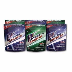 Pepsom Sports Fire Ice Formula
