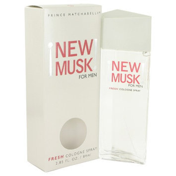 New Musk by Prince Matchabelli Cologne Spray 2.8 oz