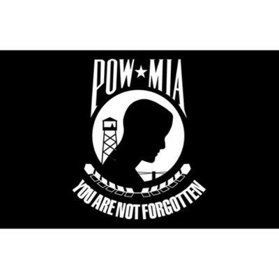 Annin POW-MIA Single Reverse Flag - 2' x 3'