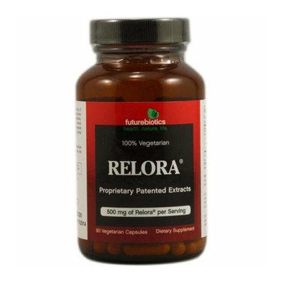 FutureBiotics Vegetarian Relora 500 mg 90 Vegetarian Capsules