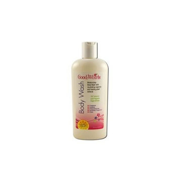 GOOD FOR YOU GIRLS LLC BODY WASH,NATURAL,CITRUS pack of 3