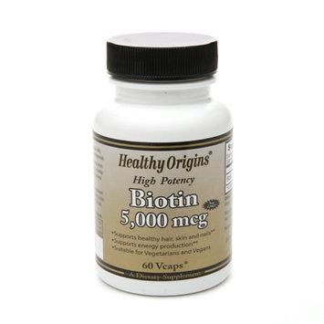 Healthy Origins Biotin 5