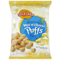 Snikiddy All Natural Mac N Cheese Puffs