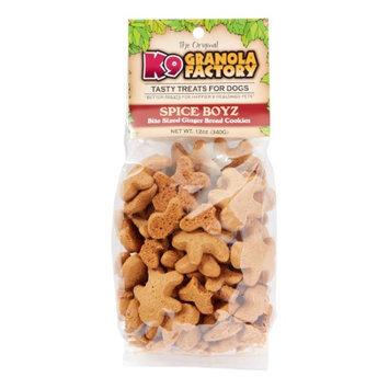 K9 Granola Factory Baked and Bagged Mini Spice Boyz Dog Treat