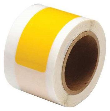 TOUGHSTRIPE 104556 Floor Marking Tape, Dash,2In W,Ylw, PK46