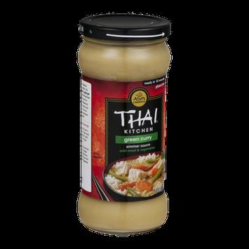 Asian Creations Thai Kitchen Simmer Sauce Green Curry