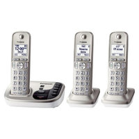 Panasonic DECT 6.0 Plus Cordless Phone System (KX-TGD223N) with