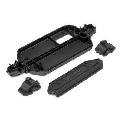 HPI 105503 Main Chassis/Gear Box Set Recon