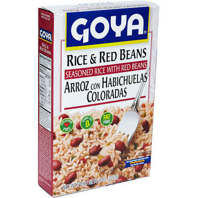 Goya Rice and Red Beans