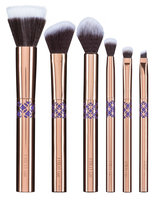 Luxie Beauty Princess Jasmine 6 Piece Brush Set