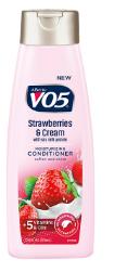 Alberto VO5® Moisture Milks Moisturizing Conditioner Strawberries and Cream