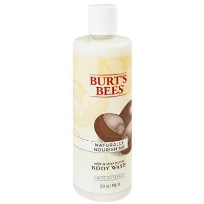 Burt's Bees Naturally Nourishing Milk & Shea Butter Body Wash