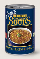 Amy's Kitchen Organic Hearty Spanish Rice & Red Bean Soup