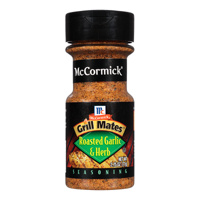McCormick® Grill Mates® Roasted Garlic & Herb Seasoning