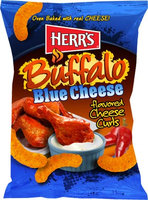 Herr's® Buffalo Blue Cheese Curls