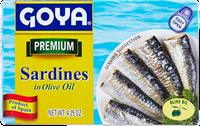 Goya® Sardines in Olive Oil