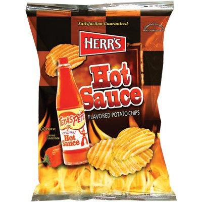 Herr's® Hot Sauce Potato Chips