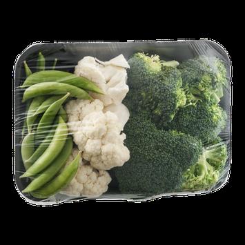 Lancaster Broccoli, Cauliflower and Snap Peas