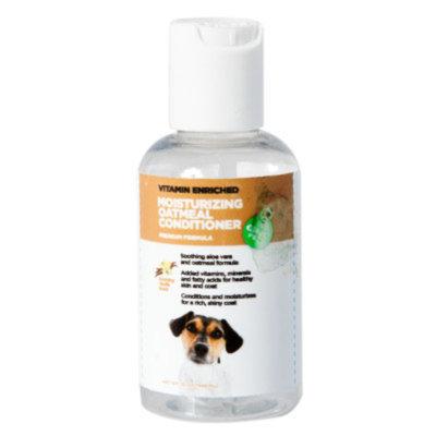 GNC Pets Trial Size Moisturizing Oatmeal Dog Shampoo