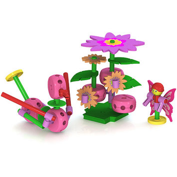 Superstructs Pinklets Lilies & Friends Ages 3 and up, 1 ea