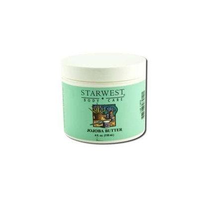 Jojoba Butter - 4 oz,(Starwest Botanicals)